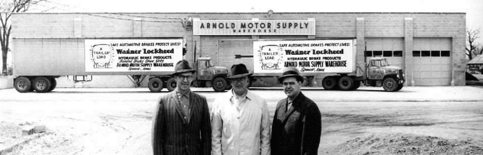 The Arnold Group of Co...